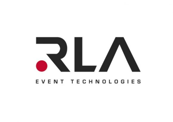 RLA Event Technologies logo