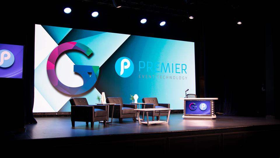 Premier Event Technology's Garden Theatre Executive Studio - Detroit, MI