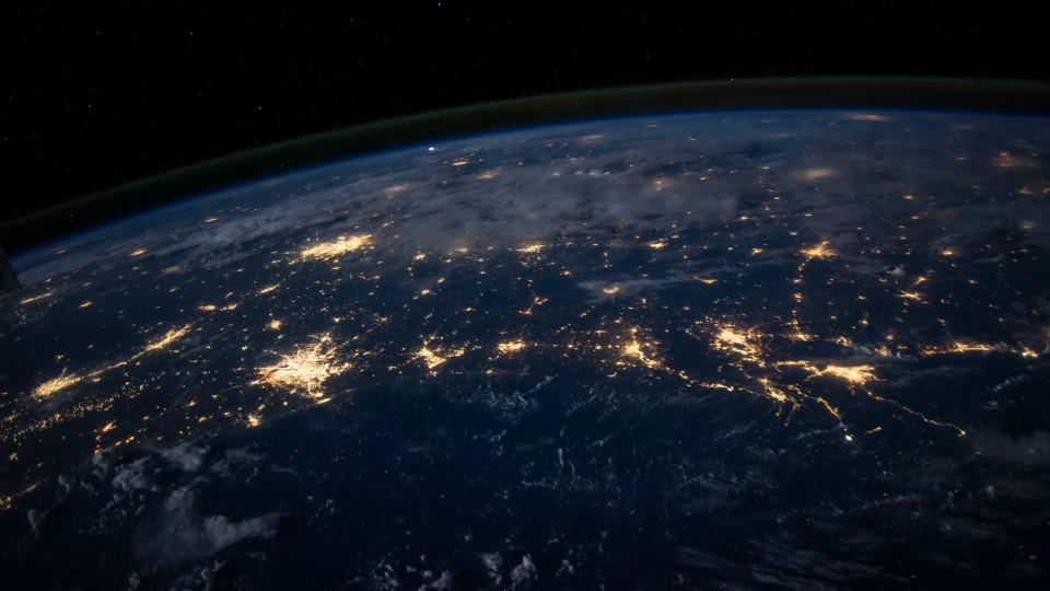 The Earth by NASA