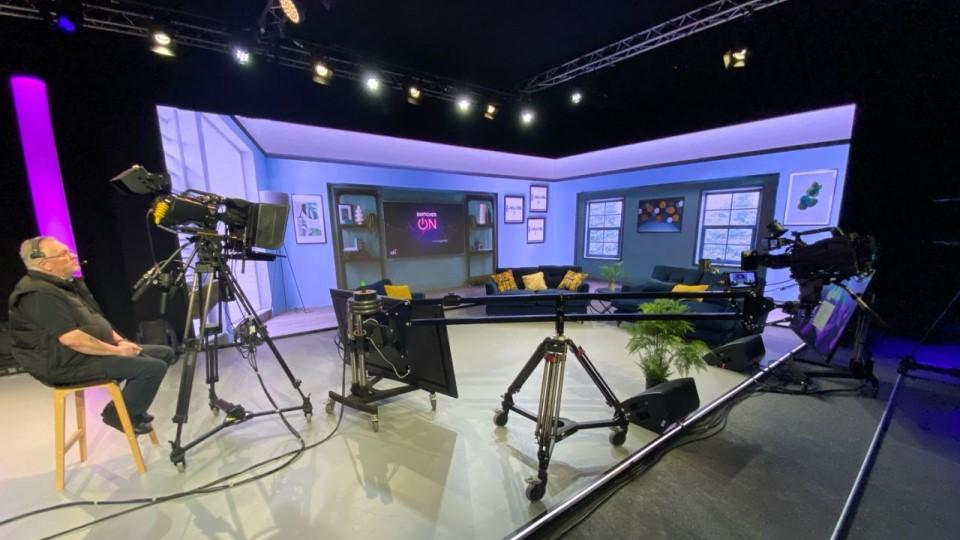 PSP Live Studio in Birmingham