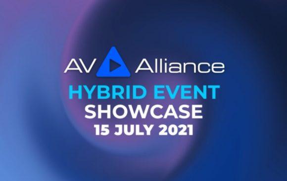 AV Alliance Hybrid Event Showcase